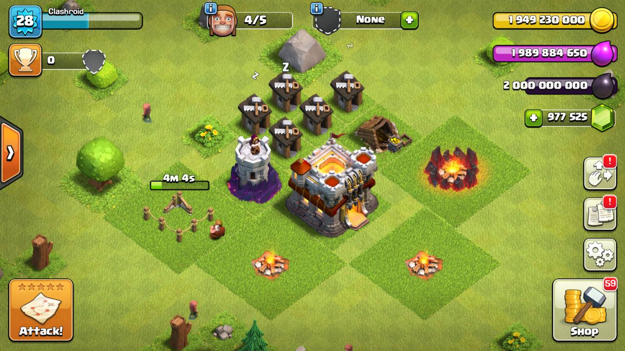 Clash of Clans Mod APK, Clash of Clans Mod, Download Clash of Clans Mod