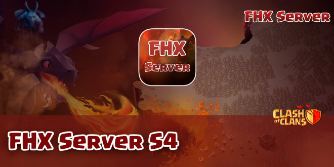 FHX Server. COC FHX server, Clash of Clans FHX, FHX Server List