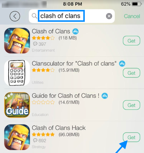 Download Clash of Phoenix iOS