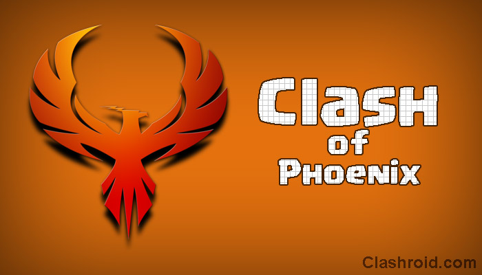 Clash of Phoenix, Phoenix COC, COC Phoenix, Download Clash of Phoenix, Clash of Phoenix iOS IPA, Clash of Phoenix APK